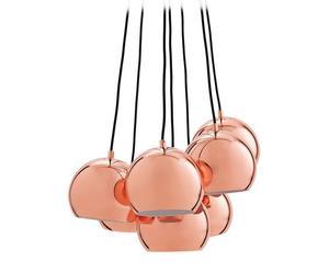 """Závěsné svítidlo """"Multi Shiny Ball Copper"""""""