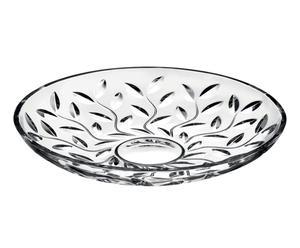 """Dekorativní talíř """"Leaf"""", Ø 33, výš. 6,3 cm"""