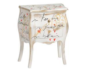 """Noční stolek """"Renoir"""", 30 x 50 x 62 cm"""