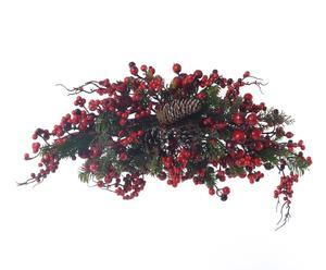 "Vánoční dekorace ""Cedar"", 24 x 66 x 12 cm"