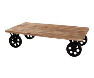 """Konferenční stolek """"Evelyn"""", 80 x 145,5 x 36 cm"""