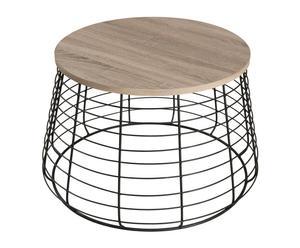 """Konferenční stolek """"William"""", 70 x 70 x 44 cm"""