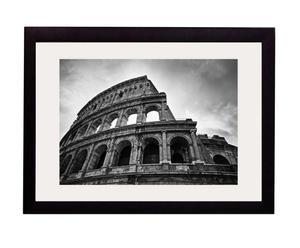 "Nástěnná dekorace ""Rome"", 2,2 x 50 x 40 cm"
