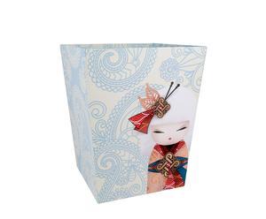 "Koš na papír ""Namika"", 24 x 24 x 30 cm"