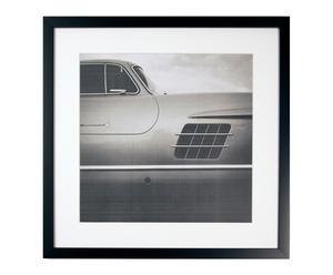 "Grafika ""Retro car"", 40 x 40 cm"