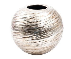 """Váza """"Gold VIII"""", Ø 25, výš. 25 cm"""