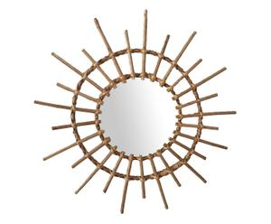 "Nástěnné zrcadlo ""Sun I"", Ø 63, tl. 5 cm"