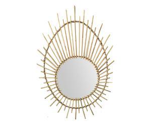 """Nástěnné zrcadlo """"Sun II"""", 86 x 5 x 125 cm"""