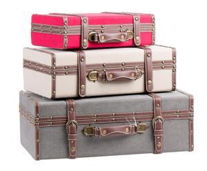 "Sada 3 kufrů ""Horacio"""