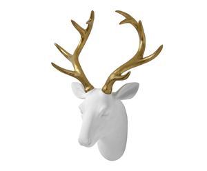 "Nástěnná dekorace""Deer"", 36 x 54 x 177 cm"