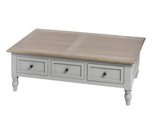 """Konferenční stolek """"Hefina"""", 47 x 125 x 75 cm"""