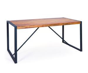 "Stůl ""Sheesham"", 90 x 180 x 76 cm"