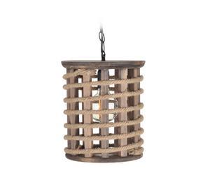 """Závěsné svítidlo """"Indiana"""", Ø 29, výš. 31 cm"""