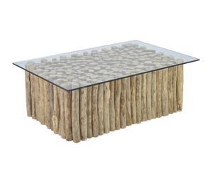 """Konferenční stolek """"Natural"""", 75 x 120 x 41 cm"""