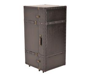 """Box na víno """"Trunk"""", 49 x 51 x 104 cm"""