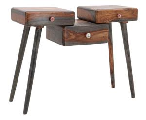 """Konzolový stolek """"Brownie"""", 35 x 100 x 77 cm"""