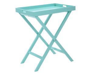 """Skládací stolek """"Lia Mint"""", 40 x 60 x 70 cm"""