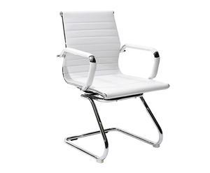 """Kancelářská židle """"Joslyn White"""", 56,5 x 60 x 90 cm"""