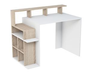 """Psací stůl s regálem """"Fiorenza"""", 60 x 112 x 91 cm"""