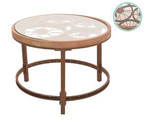 """Konferenční stolek """"Paradox"""", Ø 64, výš. 46 cm"""