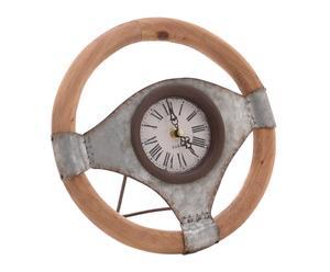 """Stolní hodiny """"Wheel"""", Ø 26, šíř. 18 cm"""