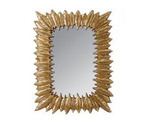 "Nástěnné zrcadlo ""Viviane Gold"", 53,5 x 2,5 x 70,5 cm"
