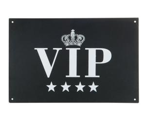 "Nástěnná dekorace ""VIP"", 17 x 26 cm"