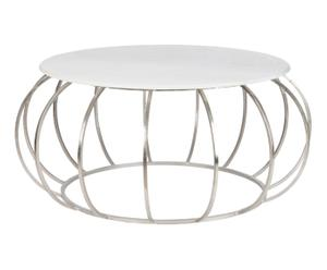 """Konferenční stolek """"Marble"""", Ø 107, výš. 47 cm"""