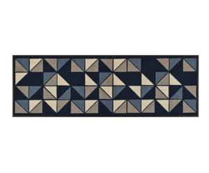 "Běhoun ""Samba Blau"", 60 x 180 x 0,7 cm"