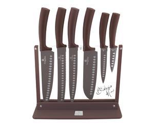 "Sada 6 nožů ve stojanu ""Alto III"""