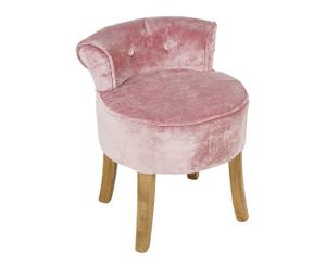 "Židlička ""Serenity Rosa"", 46 x 44 x 51 cm"
