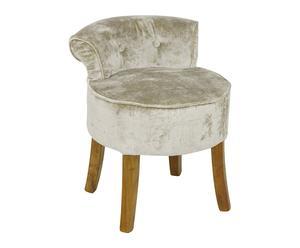 "Židlička ""Serenity Champagne"", 46 x 44 x 51 cm"