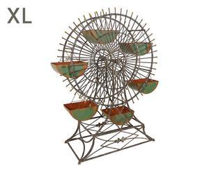 """Stojan na květináč """"Ferris Wheel"""", 48 x 140 x 170 cm"""