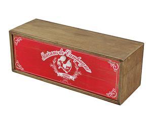 """Krabička na čaj """"Maison II"""", 9,5 x 28 x 10 cm"""