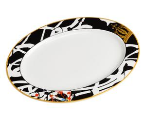 "Servírovací talíř ""Art"", 25 x 35 x 2,5 cm"
