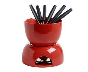 "Sada na fondue ""InfusionsT Red"""