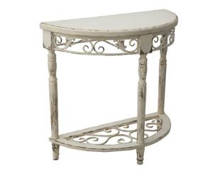 """Konzolový stolek """"Lyon II"""", 37 x 80,5 x 76 cm"""