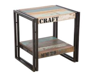 "Konferenční stolek ""Caribbean"", 40 x 50 x 50 cm"