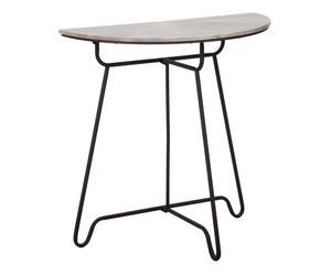 """Konzolový stolek """"Girona"""", 42 x 82 x 84 cm"""
