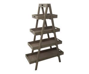 """Regál """"Stairway"""", 40 x 90 x 140 cm"""