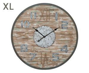 """Nástěnné hodiny """"Industrial"""", Ø 80, tl. 4 cm"""