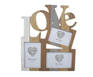"""Fotorámeček """"Love IV"""", 1 x 28,5 x 34 cm"""