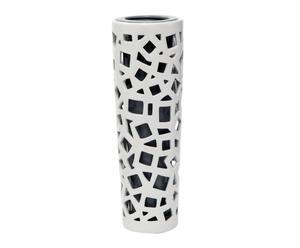 "Váza ""Arabasque"", Ø 14, výš. 49,5 cm"