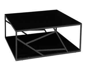 """Konferenční stolek """"Evely"""", 90 x 90 x 40 cm"""
