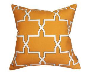 """Polštář """"Sidi Orange"""", 45 x 45 x 10 cm"""