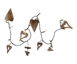 """Girlanda """"Heart"""", 84 x 8,5 cm"""