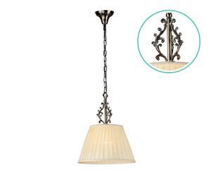 """Závěsné svítidlo """"Vesta I"""", Ø 33, výš. 41 cm"""