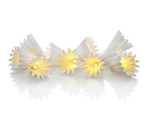 "LED girlanda ""Ellinor"", dél. 185 cm"