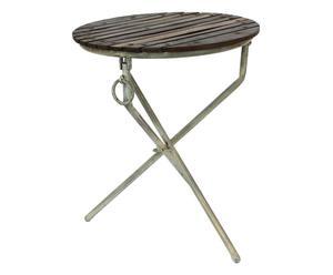 """Skládací stolek """"Patty"""", Ø 60, výš. 75 cm"""
