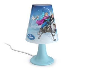 """Stolní lampa """"Frozen"""", Ø 14, výš. 24,4 cm"""
